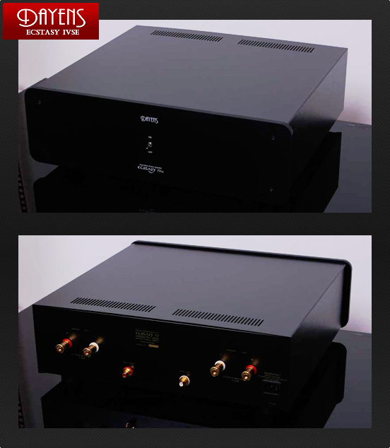Dayens Ecstasy IV Power Amplifier